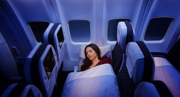 Neue Economy Sleeper Class bei Air Astana