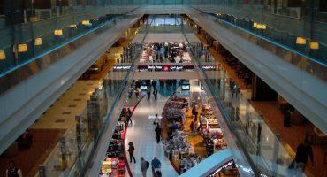 Flughafen Dubai weltweit Nummer eins