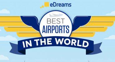 eDreams präsentiert die besten Flughäfen der Welt