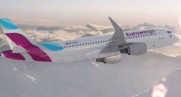 Eurowings startet in Wien