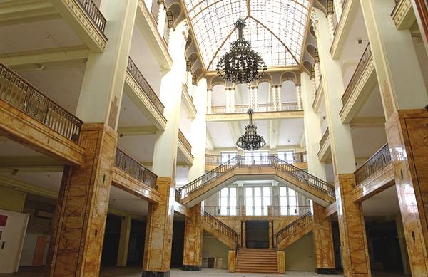 The Grand Budapest Hotel Drehorte
