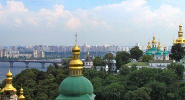 EM 2012: Kiew, Hauptstadt der Ukraine (1/8)