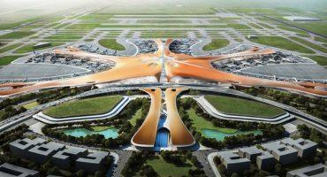 Peking baut Flughafen der Zukunft