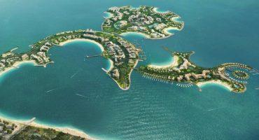 Dubai plant eigene Partyinsel