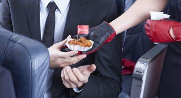 Bei airberlin gibt es wieder gratis Currywurst