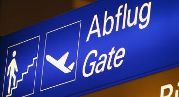 Passagierwachstum an deutschen Flughäfen