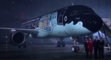 Tim und Struppi fliegen mit Brussels Airlines