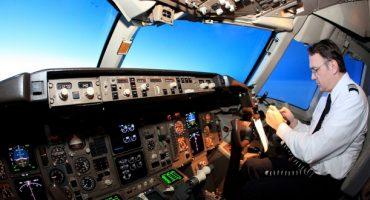 Zwei-Personen-Regel im Cockpit