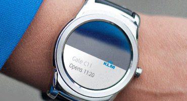 KLM testet Smartwatch-App