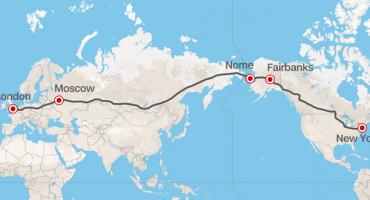 Russland plant Autobahn zwischen Sibirien und Alaska