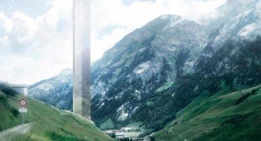 Die Schweiz plant höchstes Hotel der Welt