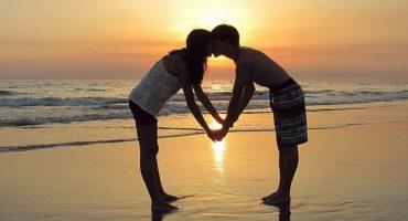 Küssen verboten in Goa