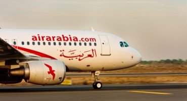 Mit Air Arabia nach Marrakesch