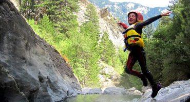 Die besten Canyoning-Touren Europas