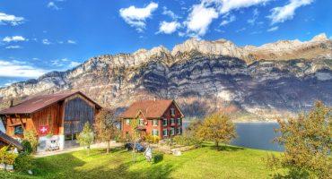 Schweiz macht glücklich
