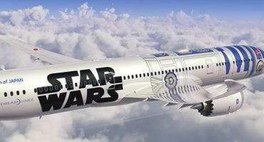 Boeing im Star Wars Look