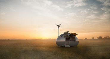 Ecocapsule – Revolutioniert dieses Mini-Haus das Reisen?