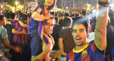 14.000 Barça-Fans fliegen nach Berlin