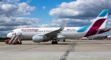 Eurowings wird drittgrößte Billigairline Europas