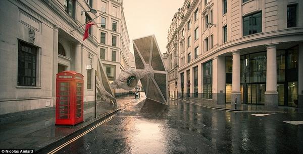 star-wars-raumschiff-london