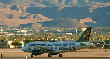 Breitere Mittelsitze bei Frontier Airlines