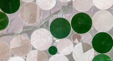 Google Earth verschenkt spektakuläre Satellitenbilder