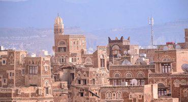 Bedrohtes Welterbe in der HauptstadtJemens