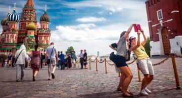 Russland veröffentlicht Selfie-Richtlinien