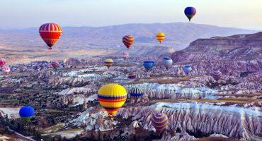 Die beliebtesten Reiseziele… bei Twitter