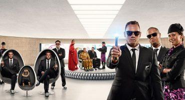 Men in Black sorgen für Sicherheit bei Air New Zealand