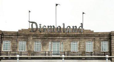 Banksy eröffnet grotesken Freizeitpark