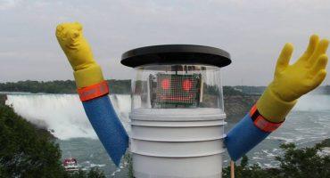 Die Reise des trampenden Roboters ist zu Ende