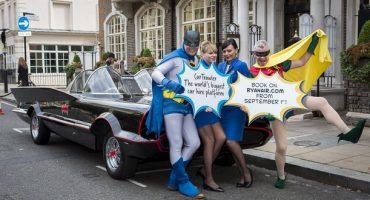 Ryanair startet neue Mitwagensuche
