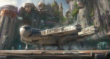 Disney plant Star Wars Freizeitparks