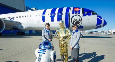 ANA präsentiert ersten Star Wars-Dreamliner