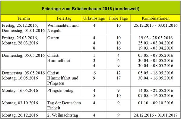 brueckentage-2016