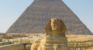 Grundwasser bedroht die Sphinx