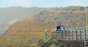 Neuer Giga-Selfie-Service in Australien