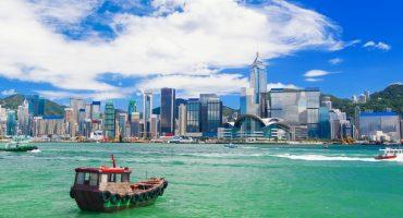 Rückgängige Besucherzahlen in Hongkong