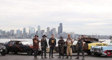Uber setzt Mad Max-Autos in Seattle ein