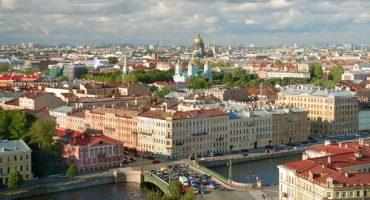 St. Petersburg ist Europas Top-Reiseziel 2015