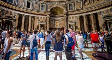 Touristenzahlen steigen