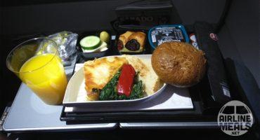 Airline Meals verrät Ihnen, bei welchen Airlines Flugzeugessen besonders gut schmeckt