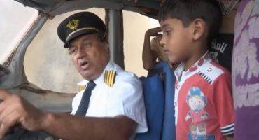 Ein Flugzeug, das nie abhebt