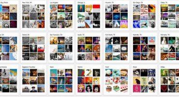 Die beliebtesten Reiseziele bei Pinterest