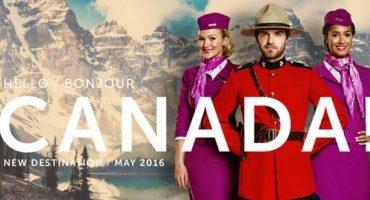 WOW Air lockt mit Kanada-Schnäppchen