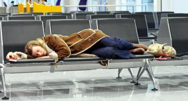 Top 10 Flughäfen zum Schlafen 2015
