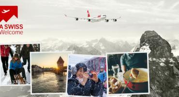Gewinnen Sie mit SWISS eine Reise in die Schweiz!