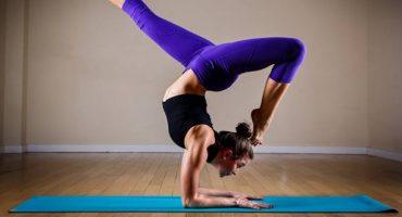 Yoga am Flughafen Gatwick