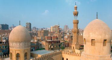 Museum am Flughafen Kairo